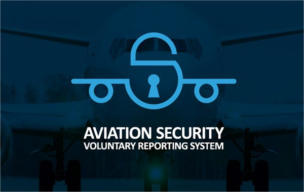 Aviation Security Service Logo