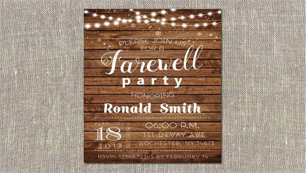 farewellpartyinvitations