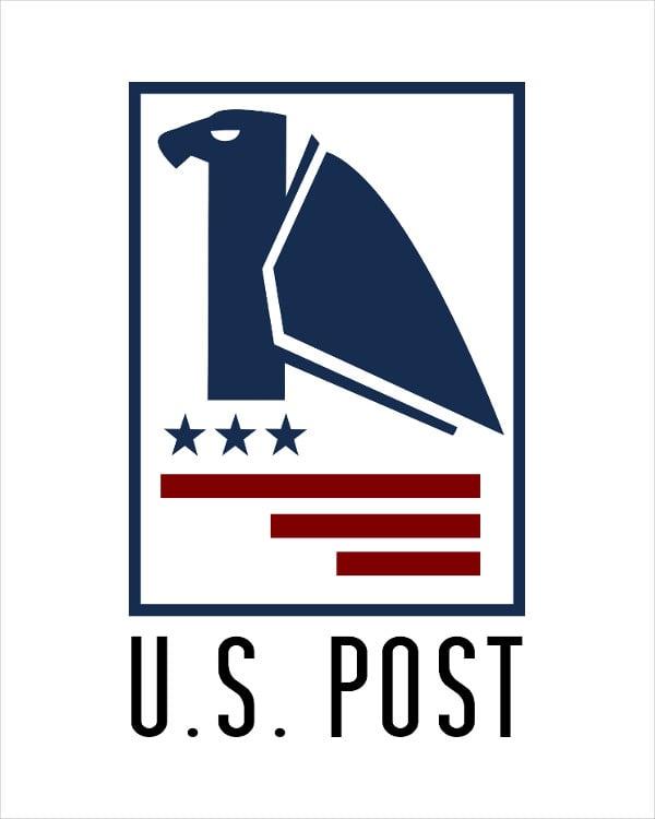 postal service eagle logo