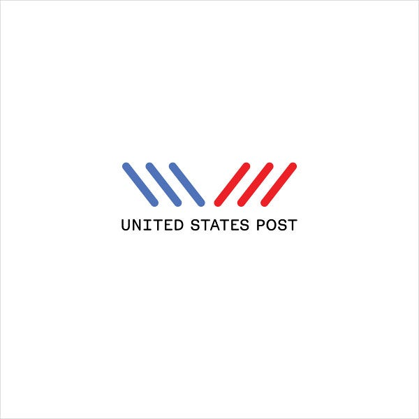 postal job service logo