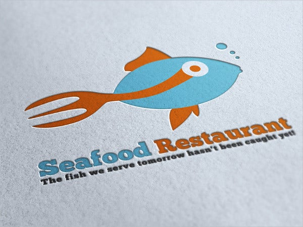Modern Restaurant Business Logo