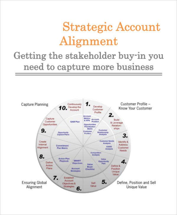 strategic account development plan