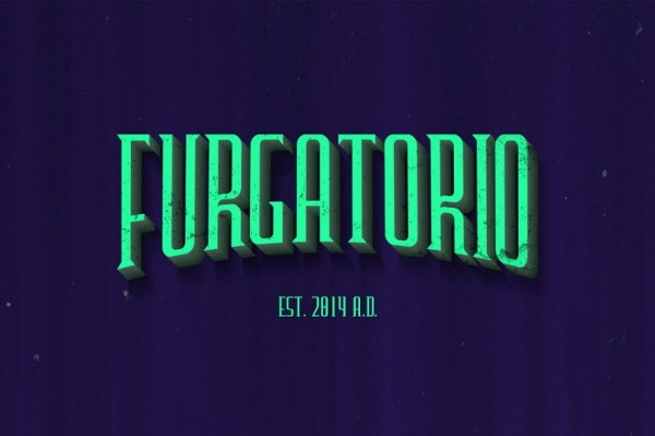free-furgatorio-font