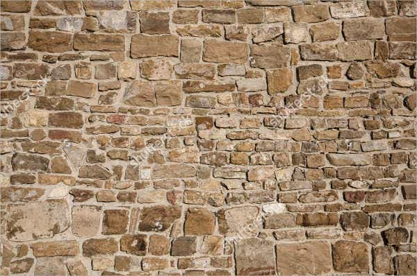 Dry Stone Wall Texture