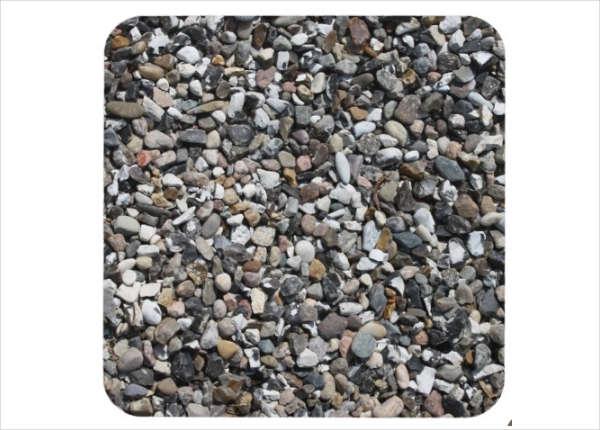 Stone Pebbles Floor Texture
