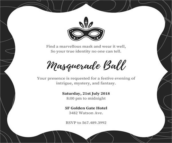 black-and-white-masquerade-party-invitation