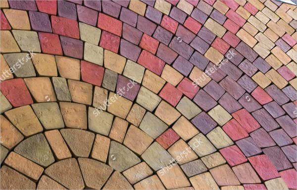 High Quality Paving Stone Texture