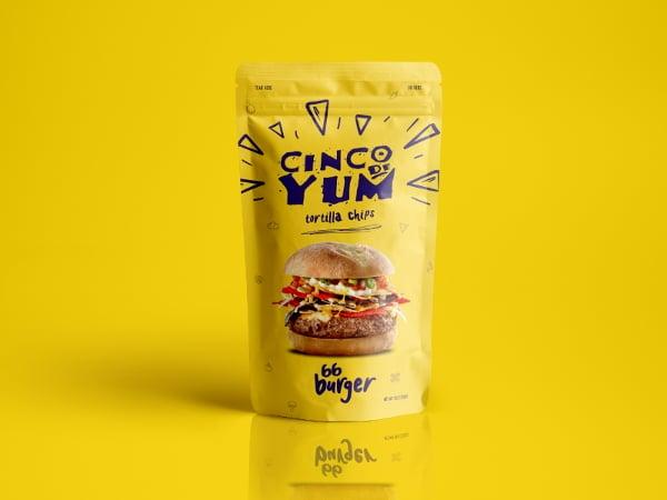 burger packaging