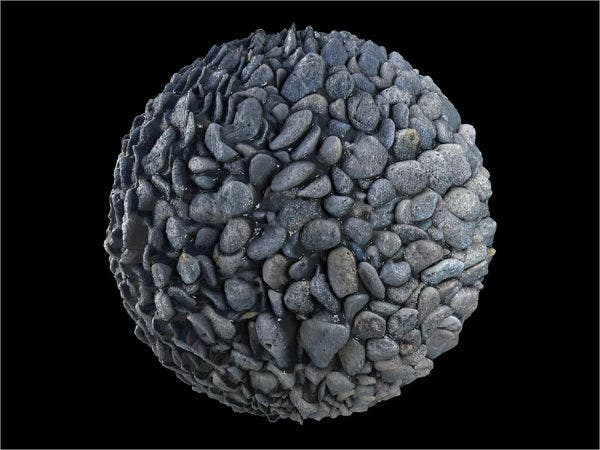 3d max stone texture