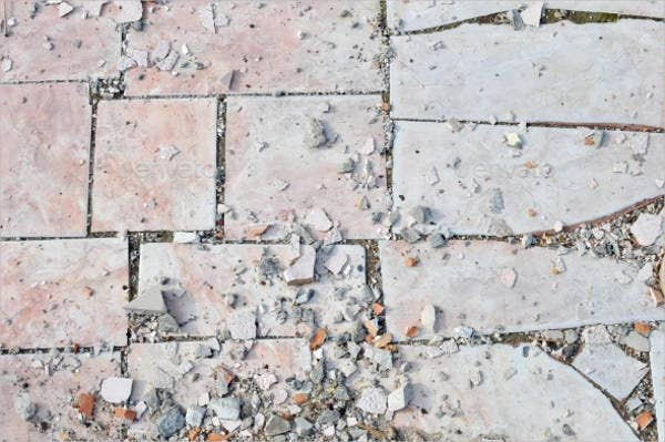 Blender Broken Stone Texture