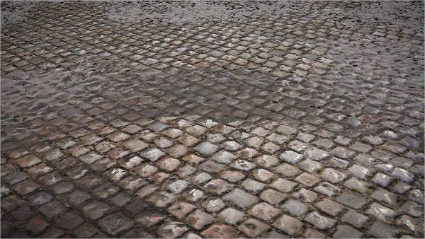 blender road stone texture