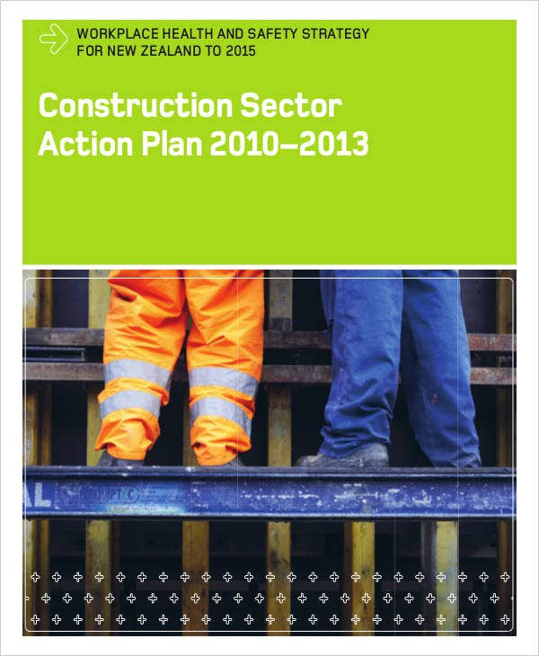 construction project action plan