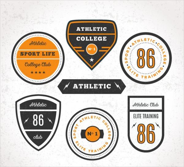 college-sports-logo