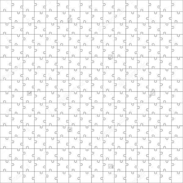 jigsaw puzzle texture