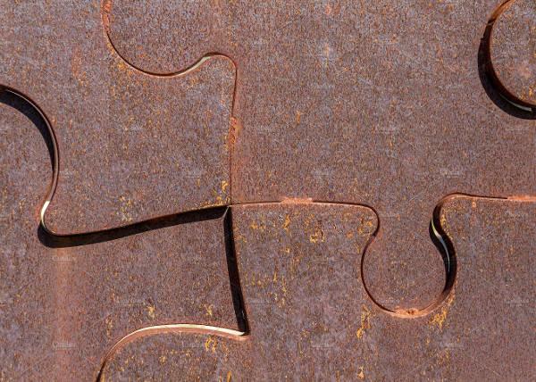 Puzzle Piece Texture