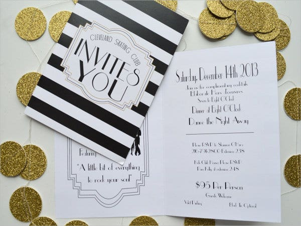 black-and-white-dinner-party-invitation