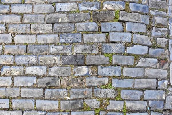 Brick Road Texture