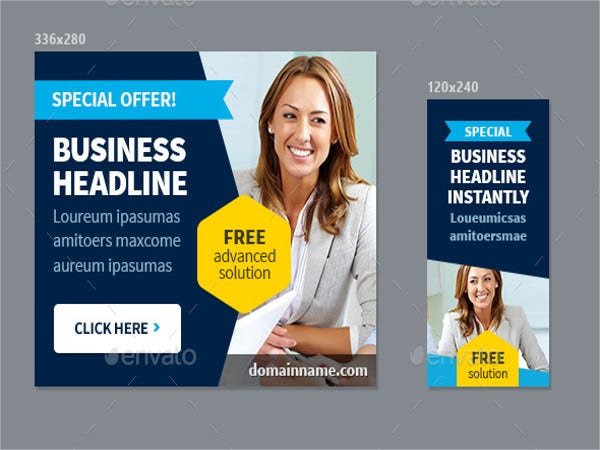 business-advertising-banner