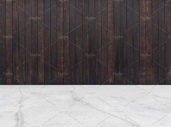 Wood Plank Concrete Texture