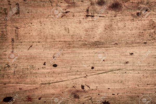 Distressed Stained Wood Texture