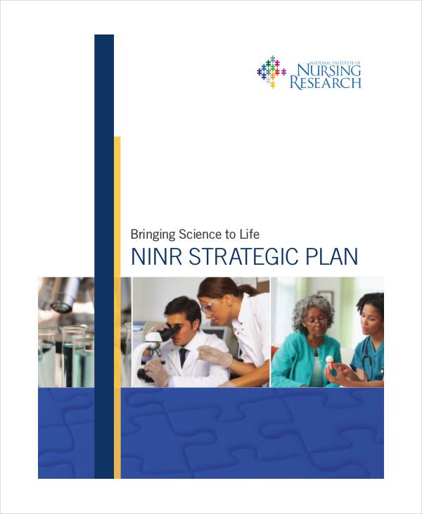 nursing research strategic plan