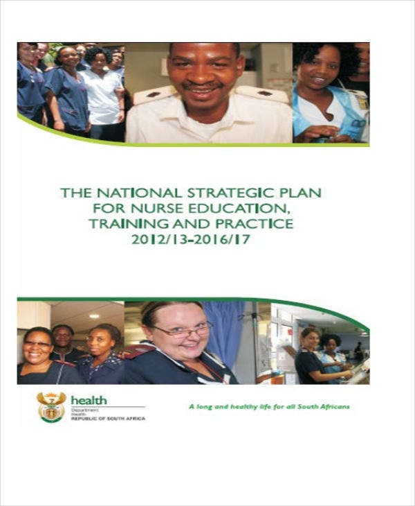 nursing education strategic plan1