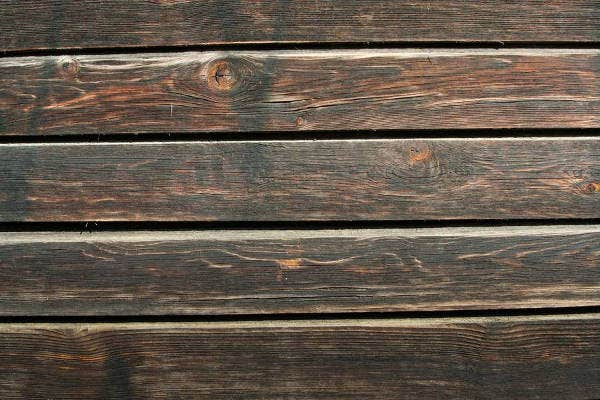 Outdoor Weathered Wood Texture