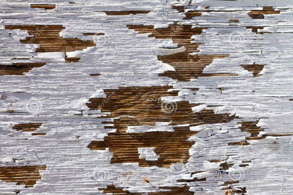 Dirty Wood Peeling Texture