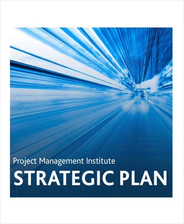 project management strategic plan