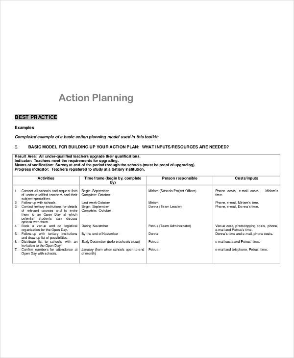 strategic management action plan2