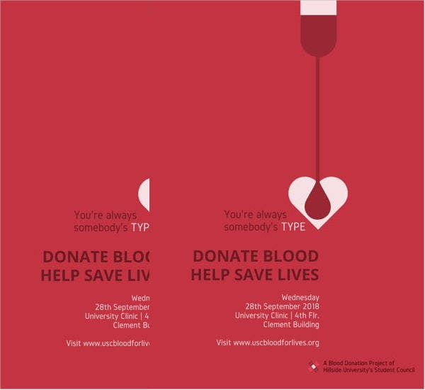 charity-donation-event-poster