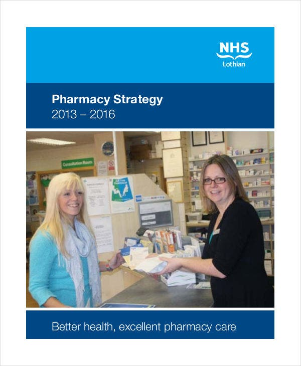 retail pharmacy strategic plan