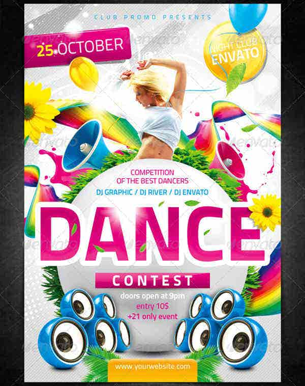 dance-competetion-event-poster