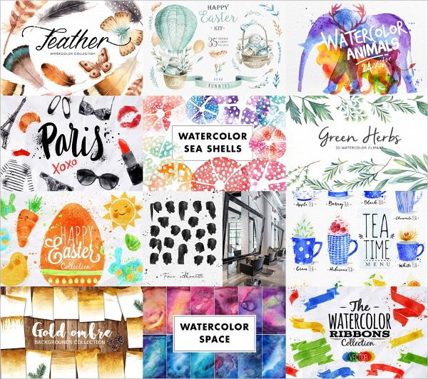 watercolor-graphics-bundle