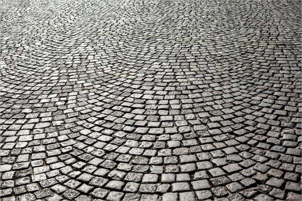 Paving Cobble Stone Texture