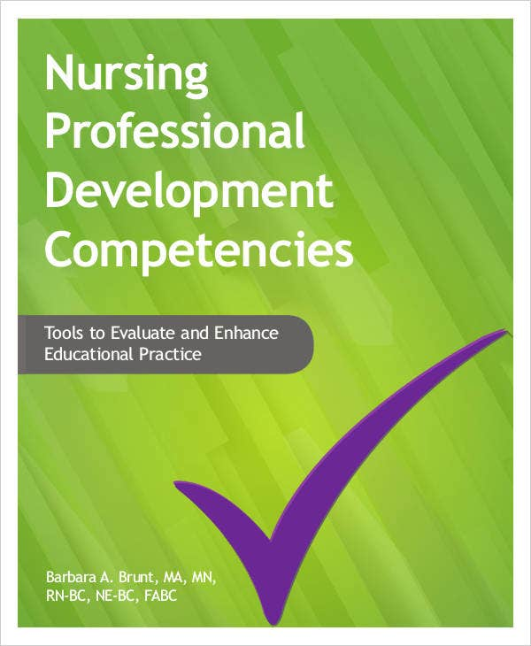 nursing professional development plan