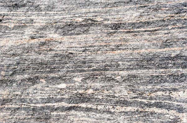Metamorphic Gray Rock Texture