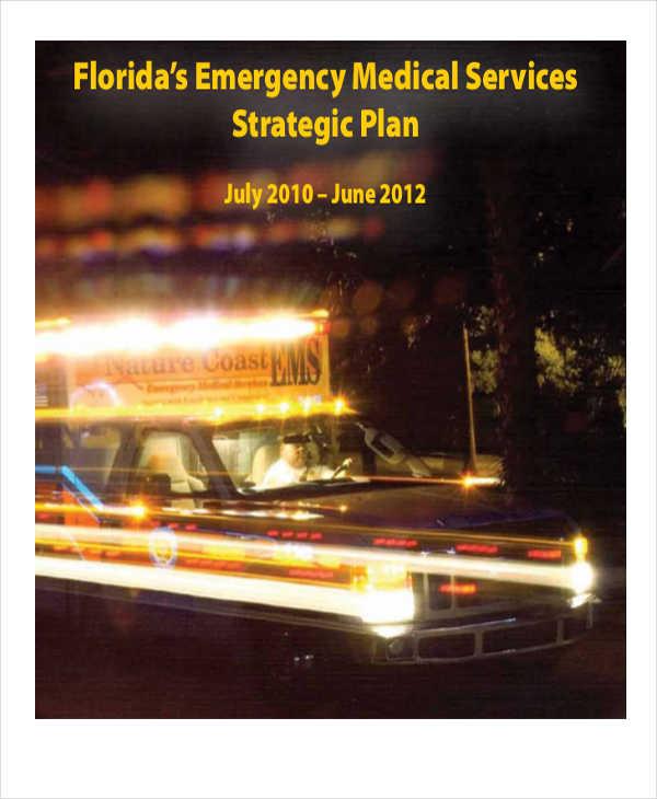 hospital service strategic plan