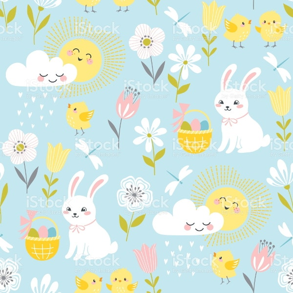 20  easter patterns