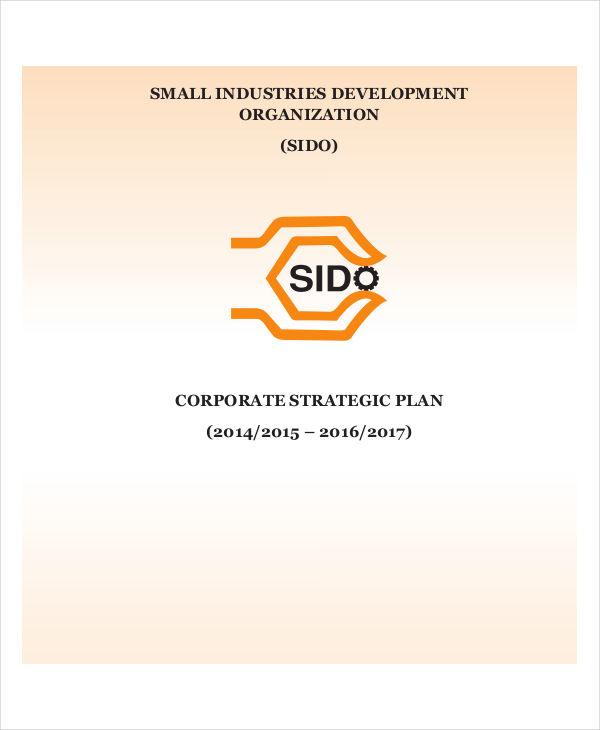 corporate strategic business plan