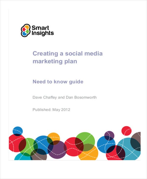 social media content marketing plan2