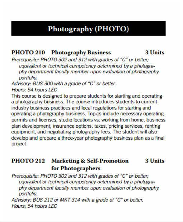 commercial photography business plan1