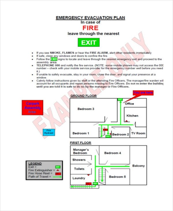 fire safety management plan1