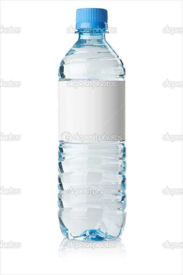 water-bottle-label-template