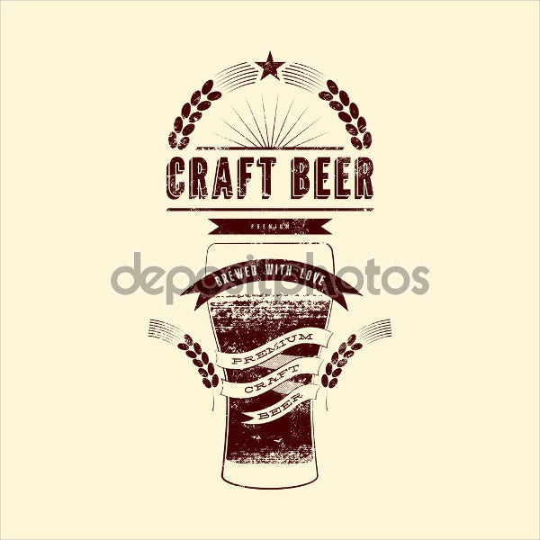 craft-beer-label-template