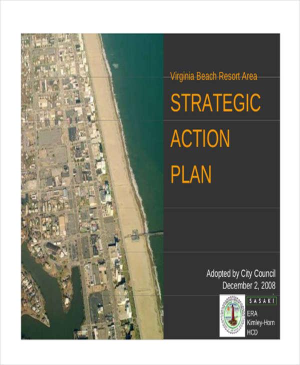 resort strategic action plan