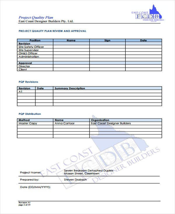 34 Management Plan Templates In Pdf | Free & Premium Templates