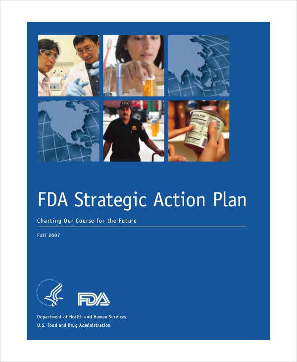 fda strategic action plan