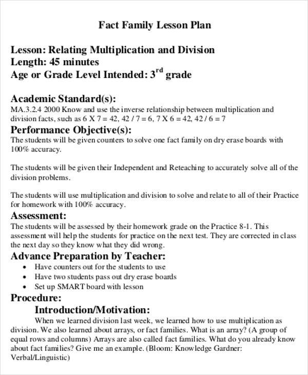 40+ Lesson Plan Templates in PDF | Free & Premium Templates