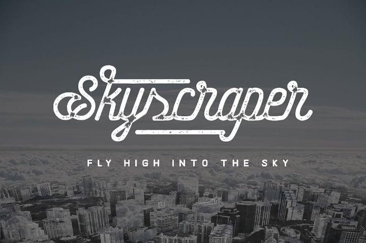 hometown-script-font